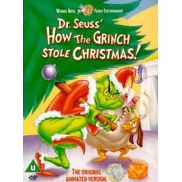 Dr Seuss' How The Grinch Stole Christmas [DVD] [2001]
